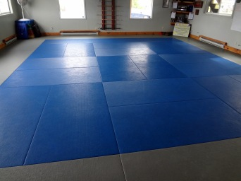 Main Floor Dojo – Tallack Martial Arts