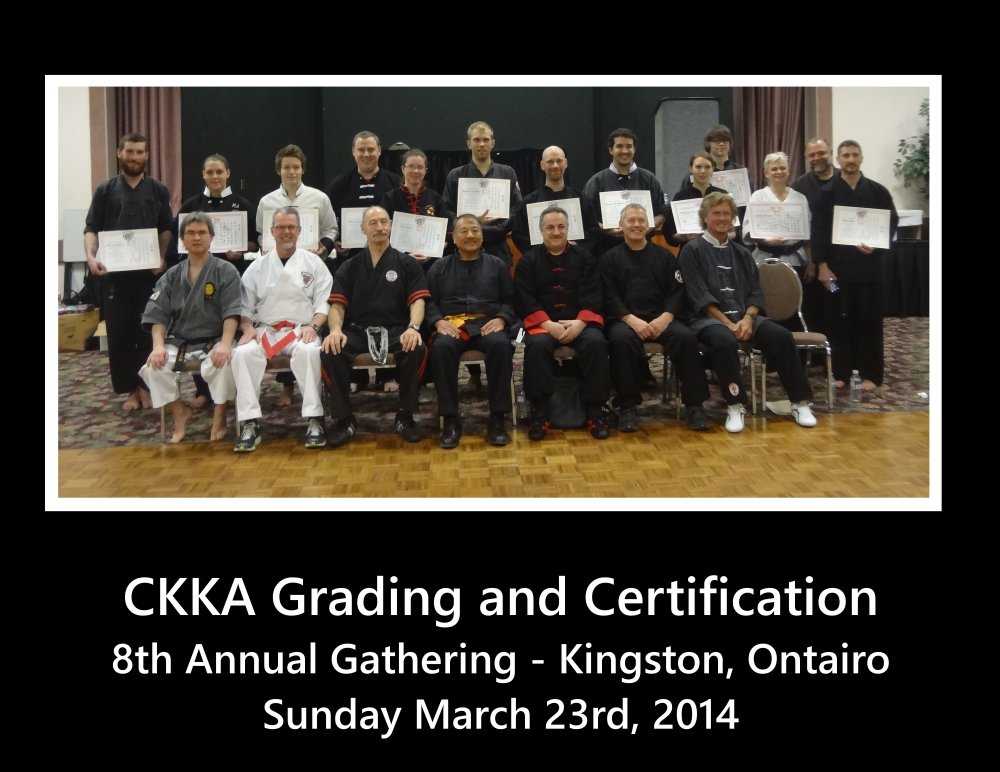 CKKA 8th Annual Grading