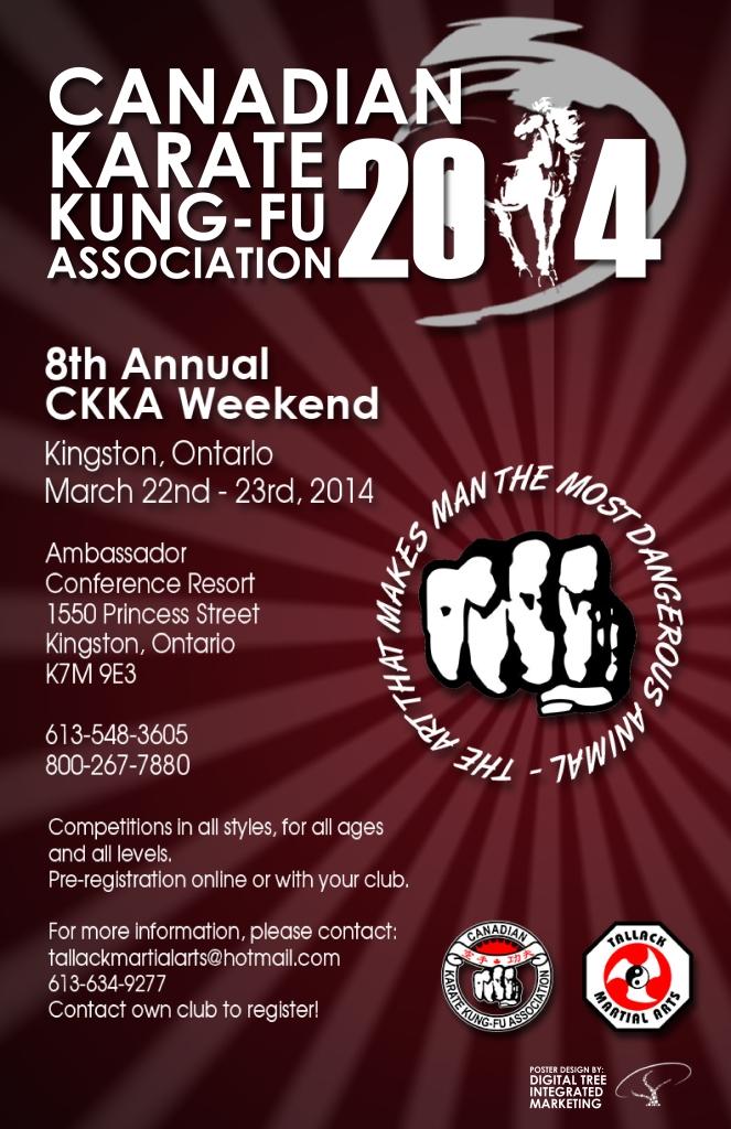 CKKA Event Poster - 2014 (Revised)