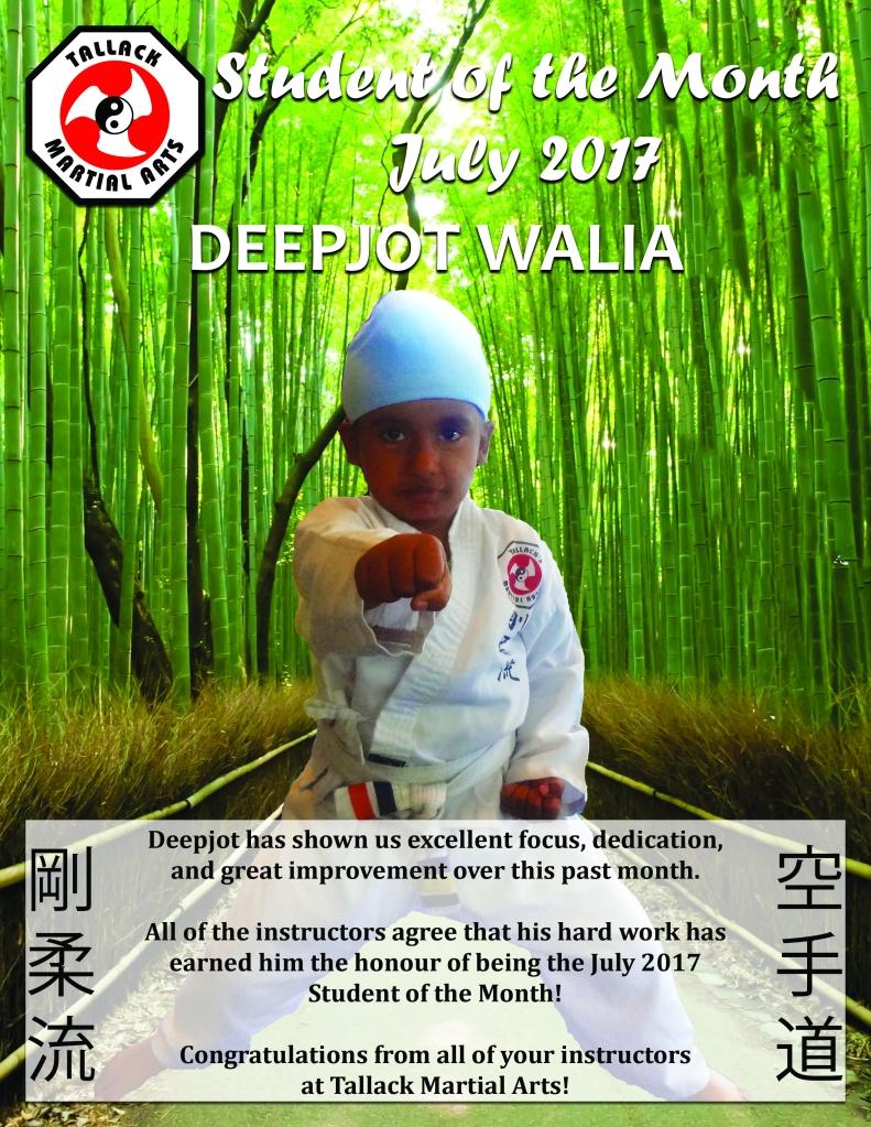 July 2017 - DEEPJOT WALIA
