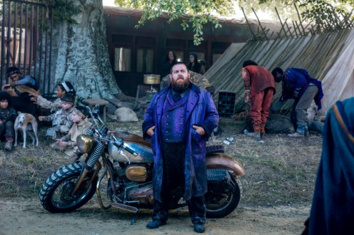 Nick Frost as Bajie - Into the Badlands _ Season 3, Episode 1 - Photo Credit: Aidan Monaghan/AMC