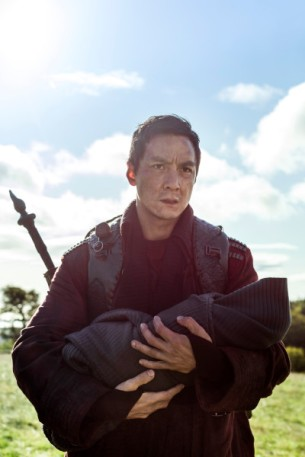 Daniel Wu as Sunny - Into the Badlands _ Season 3, Episode 1 - Photo Credit: Aidan Monaghan/AMC