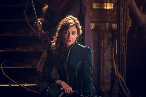 Orla Brady as Lydia - Into the Badlands _ Season 3, Episode 4 - Photo Credit: Aidan Monaghan/AMC