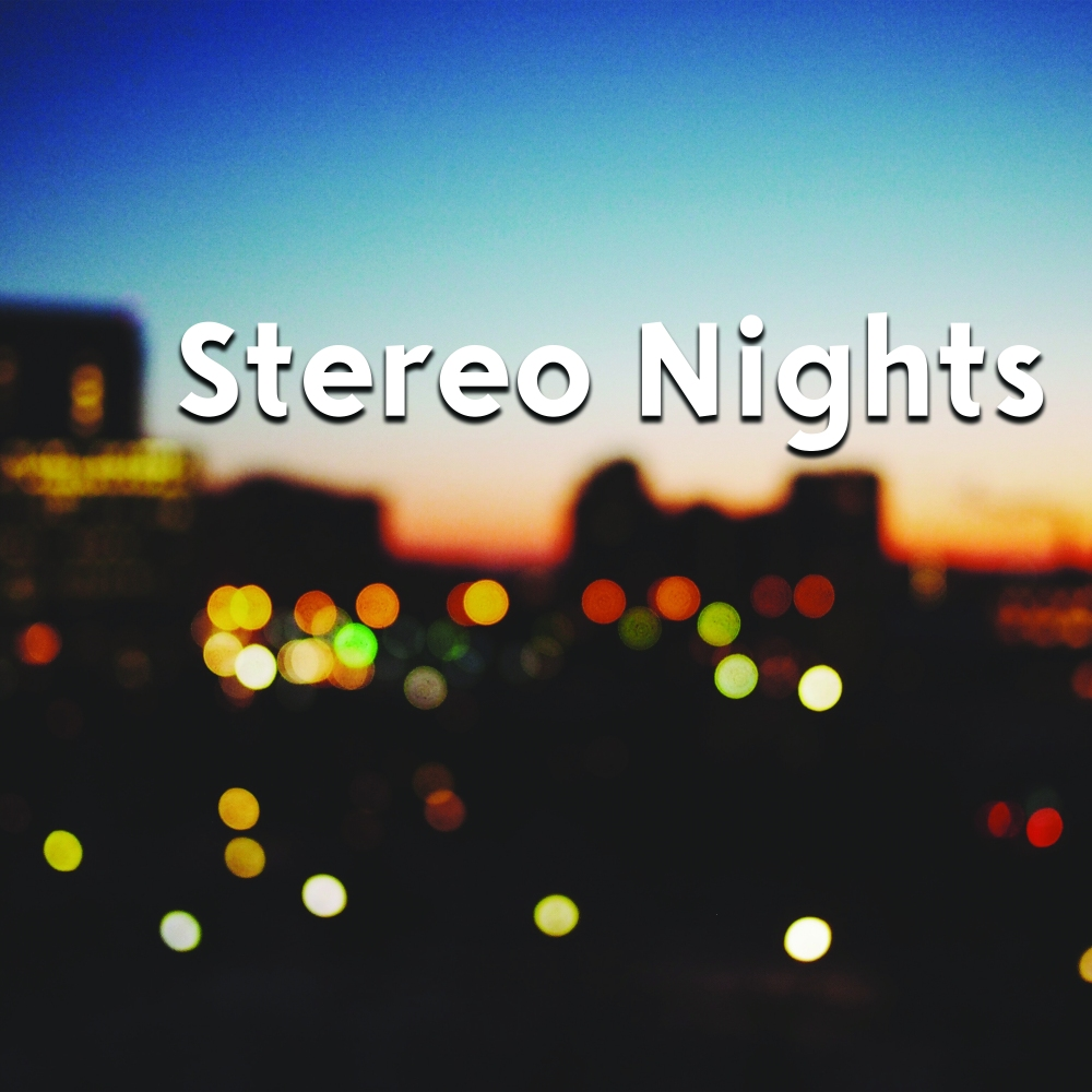 Stereo Nights Logo Idea 4