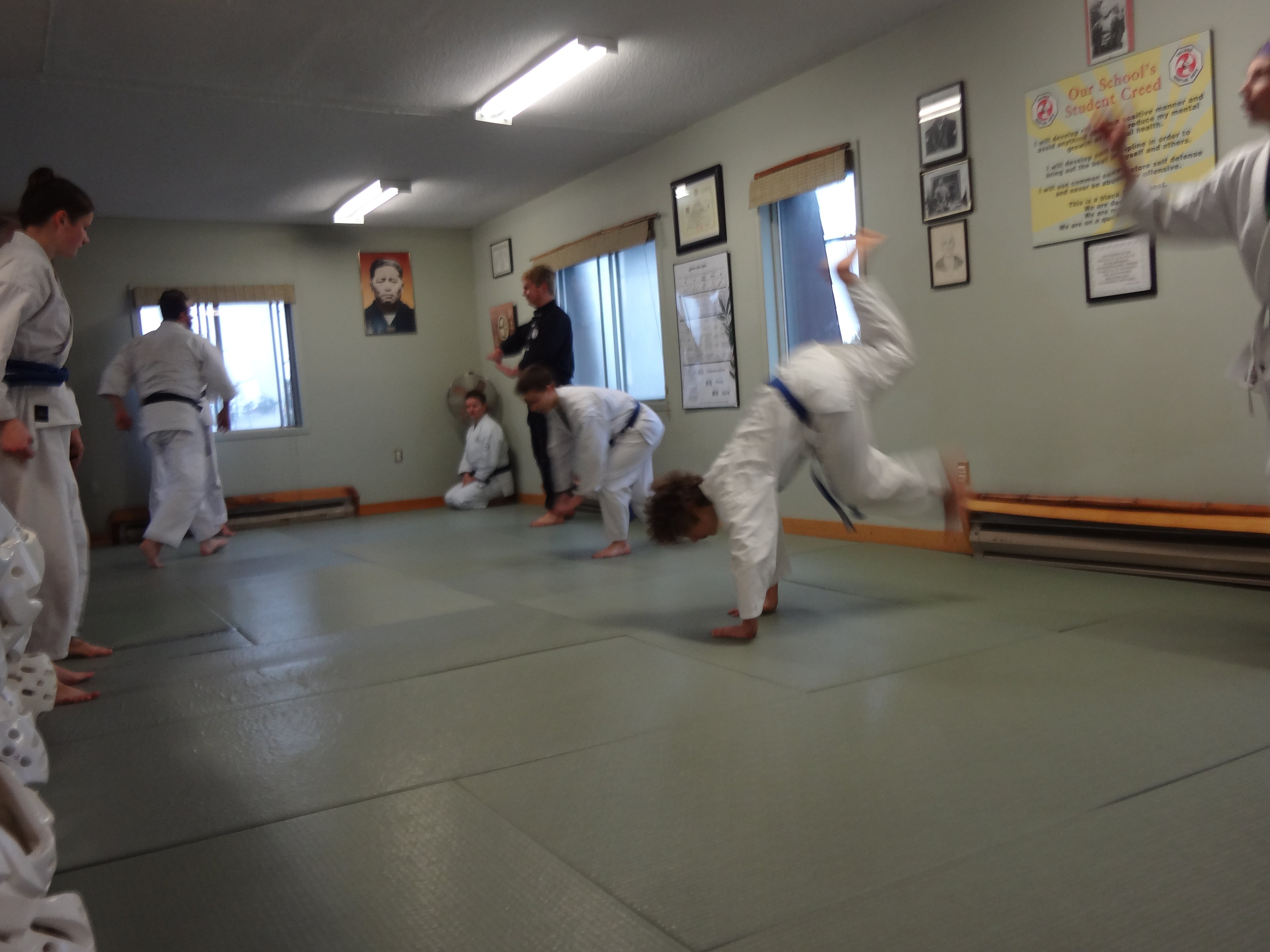 Monday Weekly Update – Tallack Martial Arts